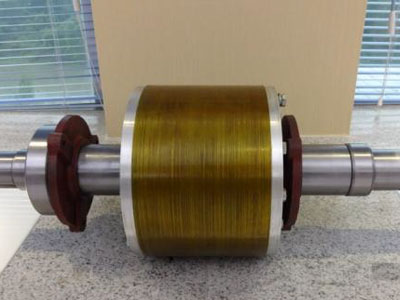 Magnet Rotor for Synchronous Motor